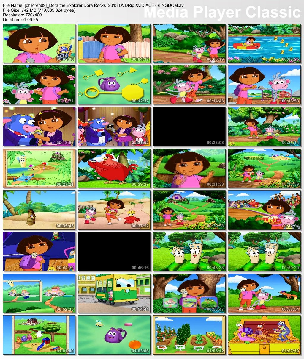 Dora The Explorer Dvdrip Pictures To Pin On Pinterest